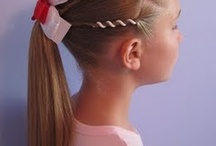 hair styles and fingernails / by Sue Sanders