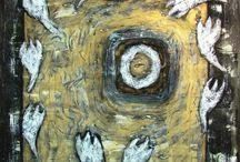 Works of Artist Renuka Kesaramadu