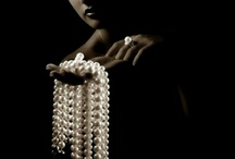 pearls, class and sensuality