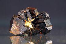 Cassitérite / Oxyde : SnO2