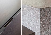 Surface. / Counter tops and general work surfaces.
