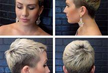 Fryzury włosy i inne