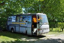 Wohnbus Setra S208H
