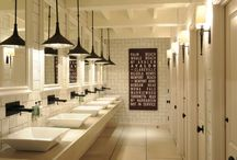 Hilton bathrooms