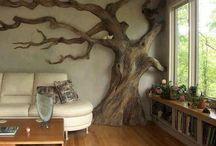 Cat tower/tree