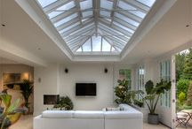 Orangery influenced extension
