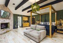 Architektura, design, interiér / rodinné domy, vnitřní vybavení