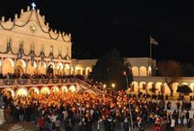 Festivities and Festivals / Are you on Tinos? Let's celebrate!
