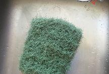 Scrubby Crochet