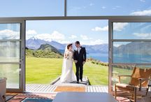 Boutique Weddings at Whare Kea Lodge / Whare Kea Lodge is an all inclusive venue for boutique weddings in Lake Wanaka, New Zealand.  With a lakeside location, luxury accommodation and world class cuisine. With a helipad on the front lawn you can access many fantastic alpine photo locations within minutes - including the gorgeous Mt Roy location, just above the Lodge.