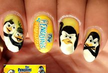 StyleThoseNails-Cartoon/movies/portrait Nails