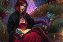 Fantasy - Postacie