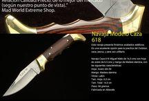 Navajas Miguel Nieto / Navajas Españolas Miguel Nieto