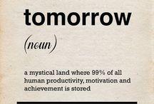 Where Procrastinaters come to Unite