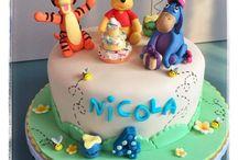 le mie creazioni / torte e dolcetti vari fatti interamente da me