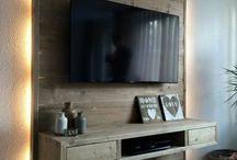 TV vegger