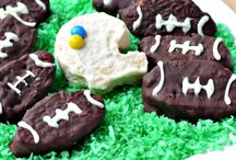 Superbowl Recipes / by Kathleen Louis