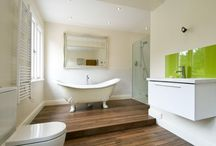 Bathroom Ideas / Bathrooms in loft conversions and newly renovated homes