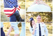 Military Couple Photoshoot