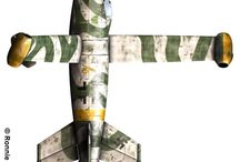 Progetti aerei 2^ GM