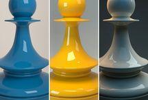 3D Max, vray, Studio Render, Cgi,