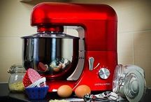 Kitchen Food Stand Mixer Electric