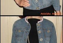 DIY Denim Jeans