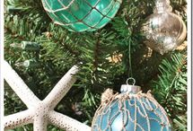 Christmas On The Sea / MERMAIDS WILL CHARM EVEN SWEETER AT CHRISTMAS.  / by Valentina Interiors & Designs