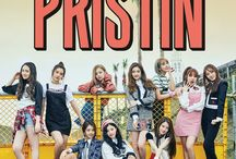 Pristin<3 / Pristin. Kyulhyung, Rena, Xiyeon, Roa, Nayoung
