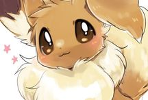 Eeveelutions /  #pokemon eevee #espeon pokemon #vapereon pokemon  #cute eevee #Umbreon #jolteon #eevee evolutions # eevee art #eevee evolutions art
