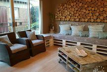 patio pallet furniture