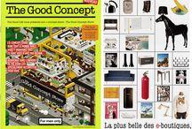 Magazines / Product La Boite Concept