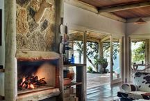 Fireplaces / by Debbie Cowman
