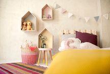 Peque rooms / Decoración para niños