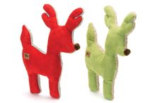Holiday Pet Toys 2015 / Looking for pet toys under $20? Look no further. We have snowbirds, reindeer, snowmen and Merry Bones for all dog sizes.  / by West Paw Design