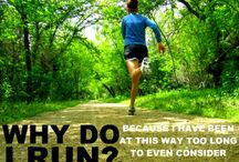 Running For LIFE! / I have been told by doctors that I should not have lived.  I made it and am still running today!  Cool!