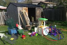 Backyard: beast to beauty / This is my process of making my backyard into a cozy refuge, and my shed from gross and unsafe to an asset to my backyard. I will be doing this with as little money as possible. Challenge accepted.
