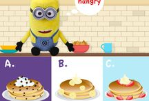 Minions / Everything to do with your favorite Minion friends can be found here!