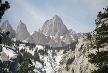 Mount Whitney Hiking! / by Michele McDermott