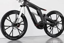 E-Bikes / by Noah Powers