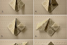 Tea bag folding I wanna try
