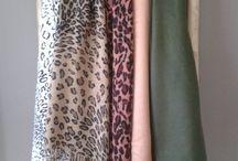 Pashmina shawls from Nepal / Handcrafts shawls van cashmere wol en zijde