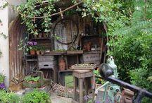 puutarha ja piha