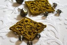 love of lace (and doilies) / by Dellrae Warner