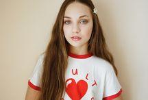 Nylon Magazine // May 2015 / Maddie Ziegler photographed by Beth Garrabrant for Nylon Magazine (May 2015 issue).