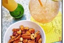 The Margarita Queen & Other Cocktails / Happy Happy Hour! Ideas & inspiration for cocktail and snack pairings