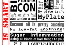 Why We Love Fat. / Motivation and inspiration for your low-carb, high-fat lifestyle...Fat On!