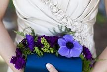 букет невесты муфта