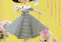 poupées et doudous