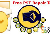Free PST Repair Tools / The portal gives provides Free PST Repair Tool and gives guide lines to user how to repair the corrupt pst files. The free tool will help user to determine whether it can repair their PST file or not